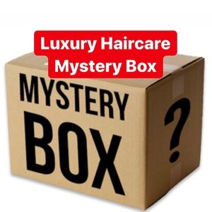 Luxury Haircare Mystery Box